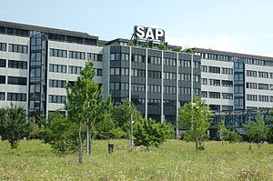 SAP Headquarters, Building 1