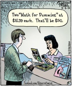 math for dummies