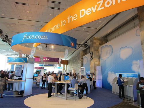 DevZone force.com