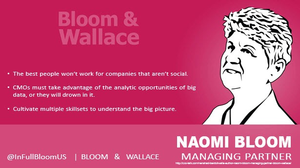 Naomi Bloom, Analyst and Consultant