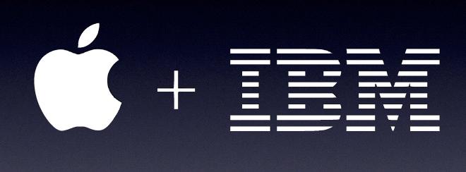 @rwang0 Apple + IBM
