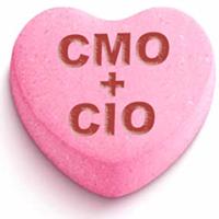 Digital marketing and CIO / CMO relationships