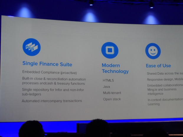 Why Infor's CloudSuite heralds innovation wave in the financial software market
