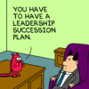 Why I'm Against Succession Planning at Startups