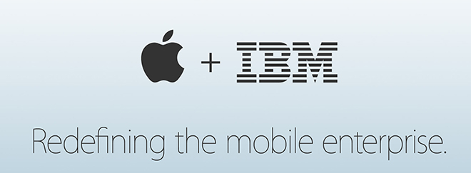 IBM Apple Mobile
