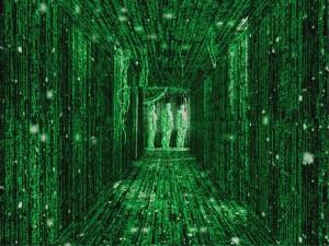 the matrix wallpaper