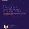 Research Report: Improving Go-to-Market Results with Constellation's ACF