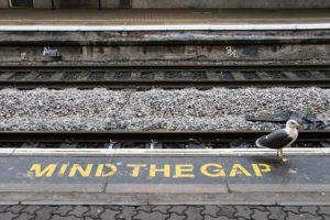 Salesforce and Slack. Mind the gap.