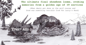 The proposed Atos-DXC takeover is papering over some very deep cracks from a bygone era