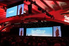 Salesforce CEO gets Twitter religion