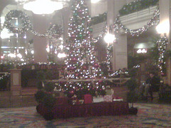Boston Park Plaza Lobby